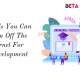 4 Skills You Can Learn Off The Internet For E-development