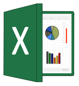 using spreadsheets to organize your social media insights